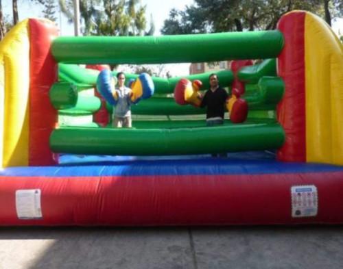 inflables para niños boxeo